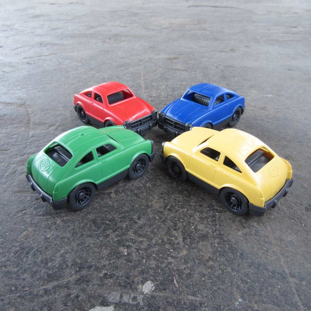 Recycled Plastic Cars