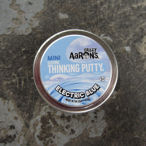 Mini Thinking Putty: Electric