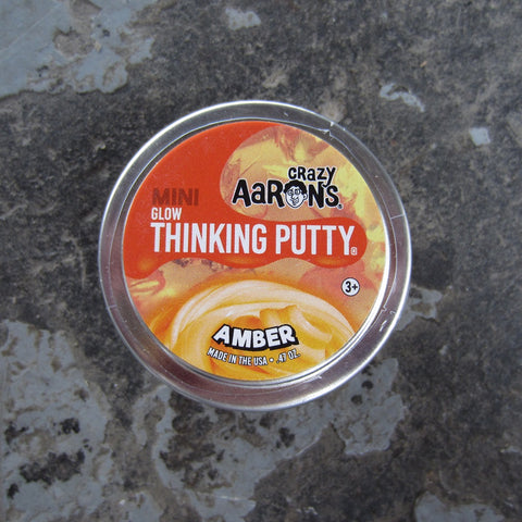 Mini Thinking Putty: Glow