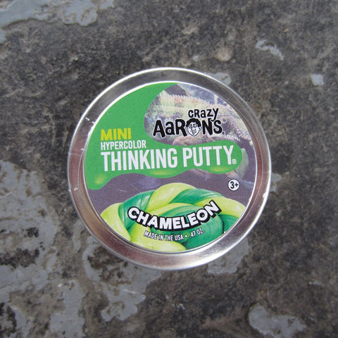 Mini Thinking Putty: Hypercolor