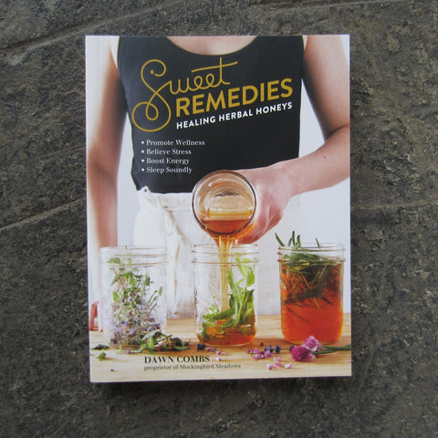 Sweet Remedies: Healing Herbal Honeys