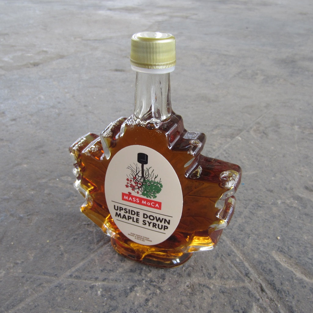 Upside Down Maple Syrup