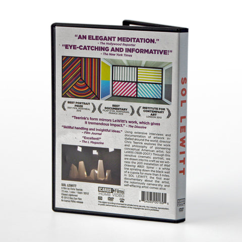 Sol LeWitt DVD by Chris Teerink