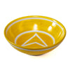Sol LeWitt Small Yellow Bowl