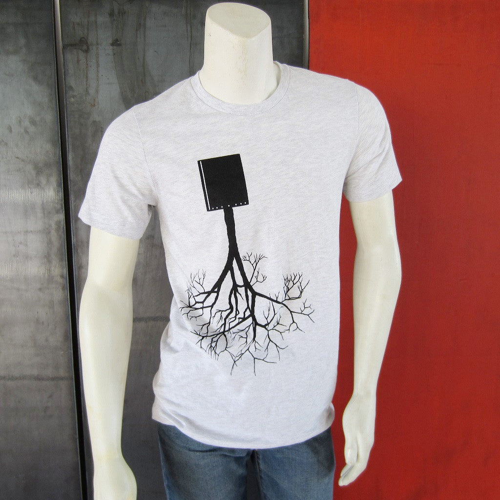 Upside Down Tree T-Shirt: Guys