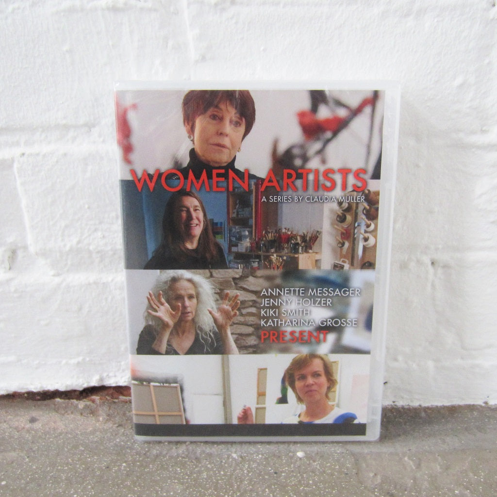 Women Artists DVD