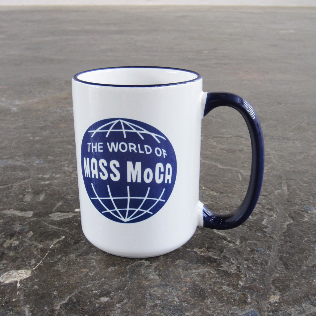 World of MASS MoCA Ceramic Coffee Mug 15oz