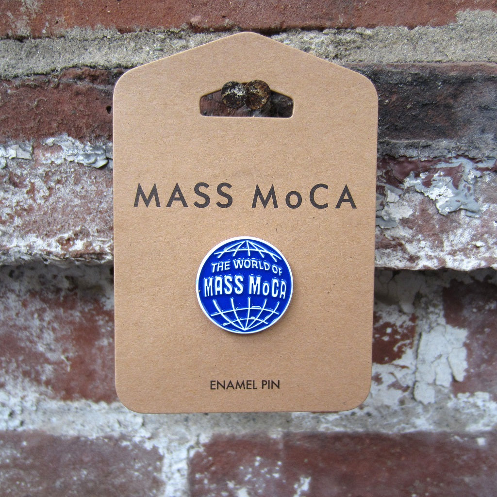 Enamel Pin: The World of MASS MoCA
