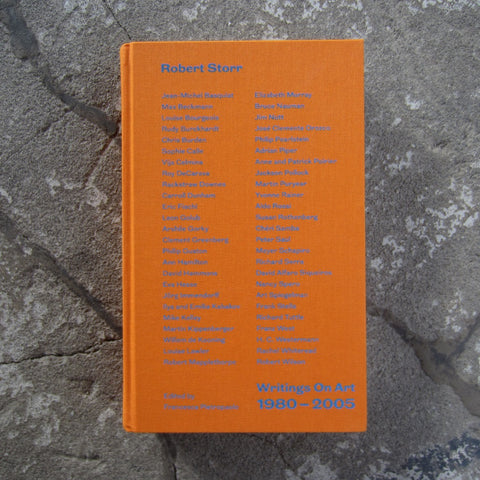 Writings on Art 1980–2005