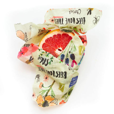 Z Wrap Eco Friendly Food Wrap: Medium