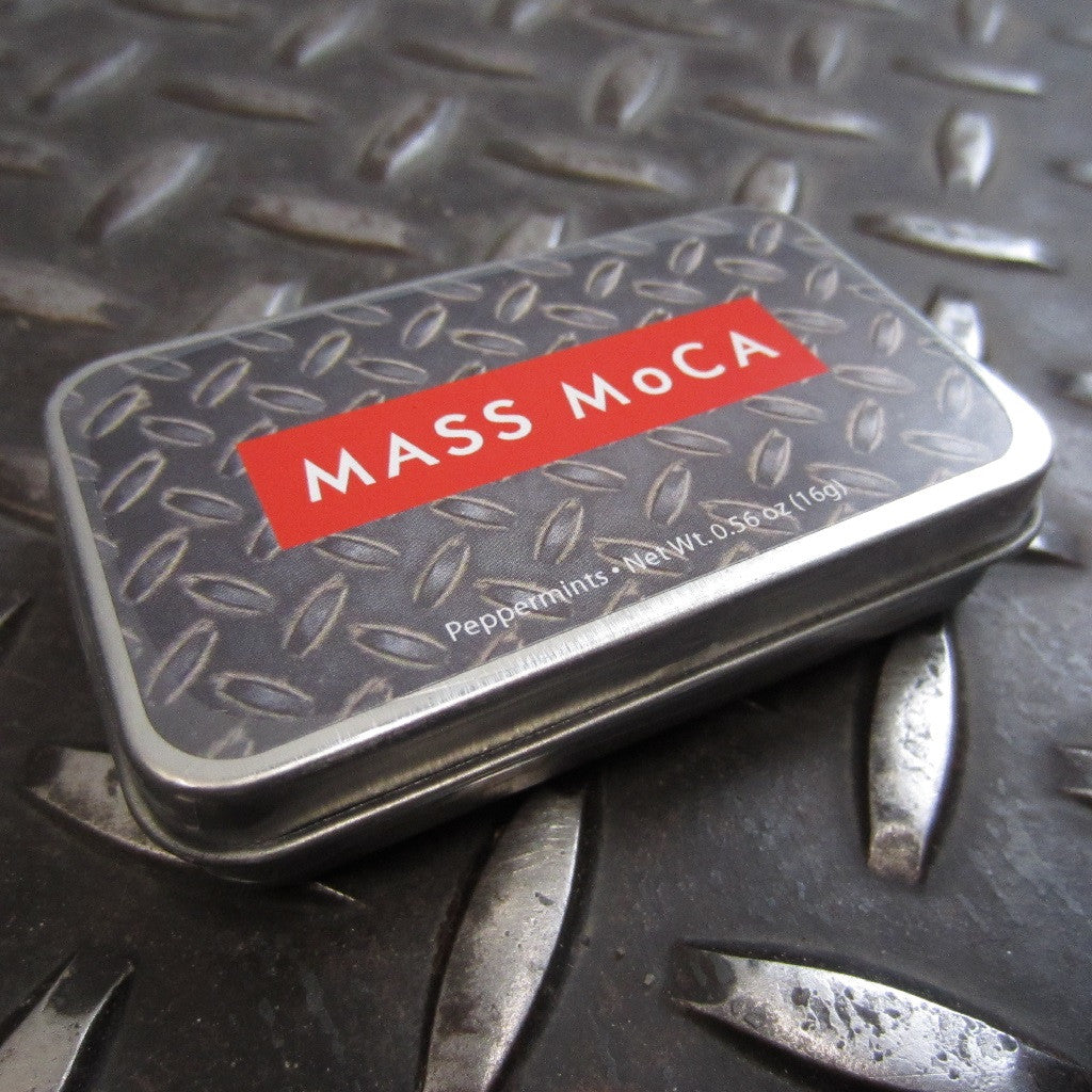 MASS MoCA Mint Tin