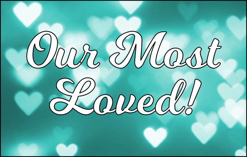 Most Loved! (Our Best Smellers)