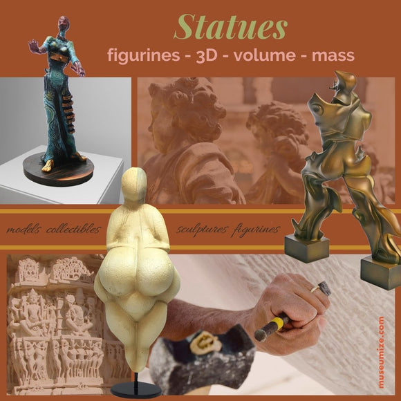 museum replicas statues for sale at museumize.com