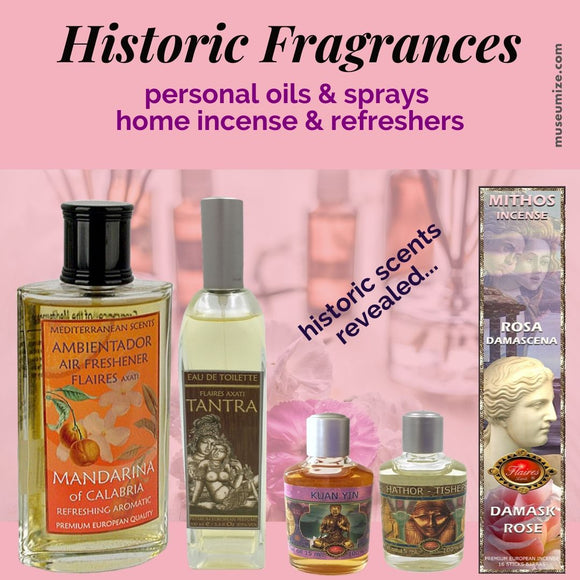 Fragrance | Essential Oils | Incense Sticks