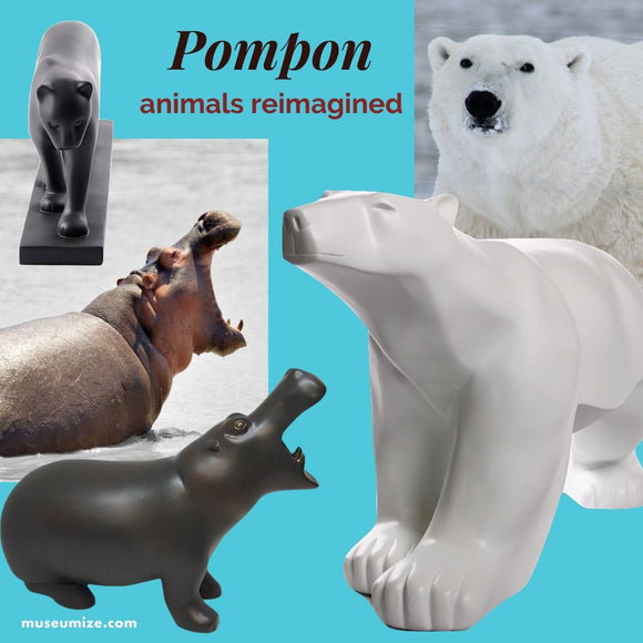 francois pompon polar bear replica for sale