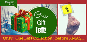 gifts with only one left retired great deals