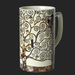 Mug Klimt Stocklet Frieze Ceramic 8oz