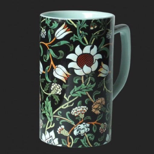 Mug Morris Evenlode Flowers Vegetation Garden Ceramic 8oz
