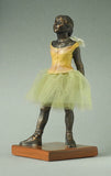 Pocket Art Degas Little Dancer Ballerina Miniature Statue 4.25H