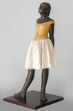 Degas Fourteen Year Old Little Dancer Ballerina Very Large Size 40H