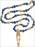 Sekhmet Egyptian Lioness Goddess Pendant Beads or Chain, Assorted Colors
