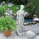 Hebe the Cupbearer Greek Goddess of Youth Garden Statue 32H
