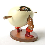 Egg Monster Bird Creature Statue by Hieronymos Bosch 4H