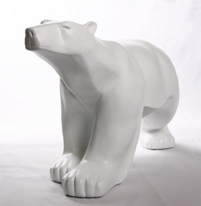 Polar Bear Statue Really Big by Francois Pompon 24.5L