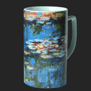 Mug Monet Nympheas Waterlilies Ceramic 8oz