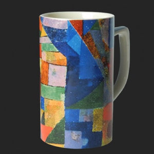 Mug Klee Castle Garden Ceramic 8oz