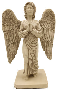 Archangel Gabriel Praying for Compassion Angel Statue 8.2H
