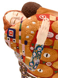 Lovers Fulfillment (Man and Woman Embracing) Statue by Gustav Klimt, Assorted Sizes