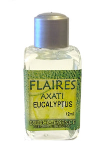 Eucalyptus Bright and Pleasing Essential Fragrance Oils by Flaires 12ml