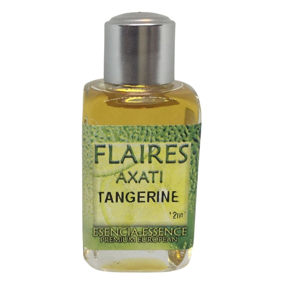 Tangerine Citrus Flowers Essential Fragrance Oils for Soaps Creams Potpourri by Flaires 12ml