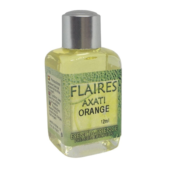 Orange Ripe Citrus Fruit Essential Fragrance Oils by Flaires 12ml