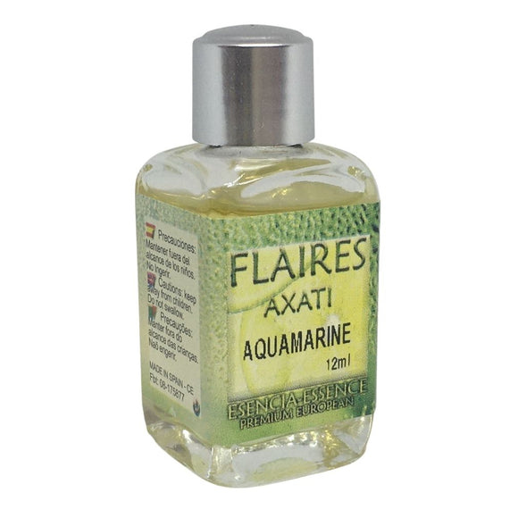Aquamarine Beachy Breeze Essential Fragrance Oils by Flaires 12ml