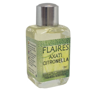 Citronella Lemongrass Invigorating Earthy Essential Fragrance Oils by Flaires 12ml