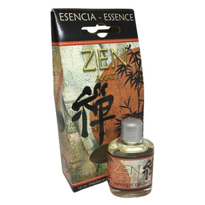 Zen Harmony Balance Fruit Rose Japanese Essential Fragrance Oils by Flaires 15ml