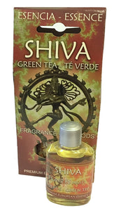 Museumize:Shiva Green Tea Mithos Essential Oils - L-203 by Flaires of Spain