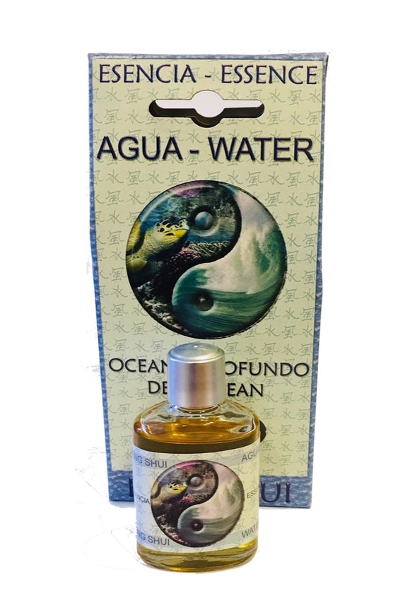 Feng Shui Water Deep Clean Ocean Life Essential Fragrance Oils