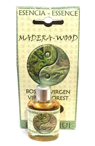 Feng Shui Wood Trees Camping Forest Essential Fragrance Oils