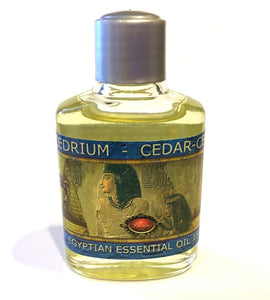 Museumize:Egyptian Cedar with Citrus Egyptian Essential Fragrance Oil Blend 15ml