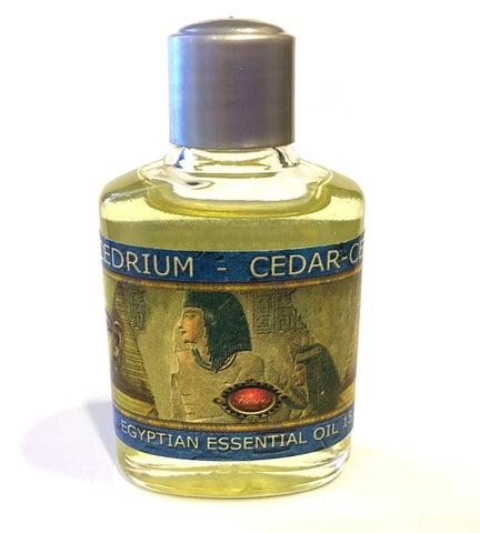 Egyptian Cedar with Citrus Egyptian Essential Fragrance Oil Blend 15ml