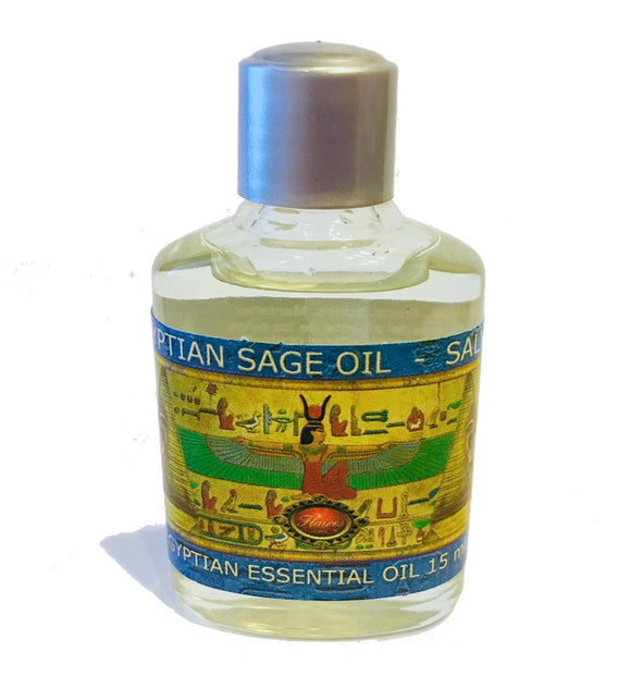 Egyptian Sage Eucalyptus Essential Fragrance Oils by Flaires