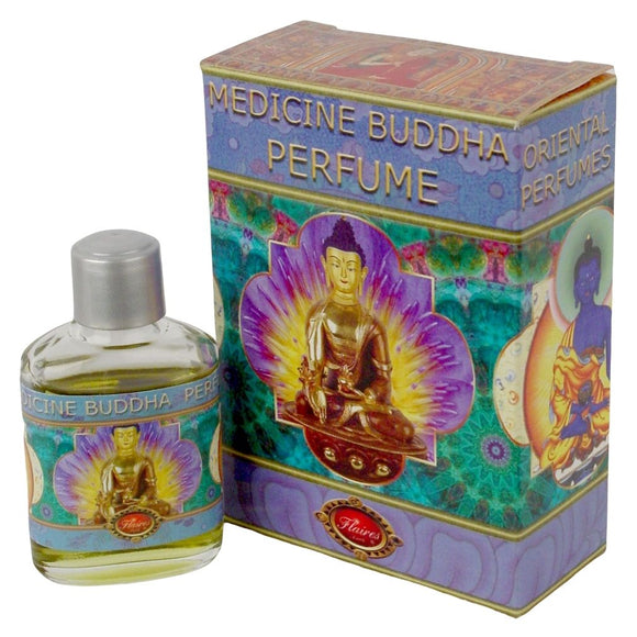 Medicine Buddha Eastern Perfume Essential Fragrance Oils by Flaires 15ml