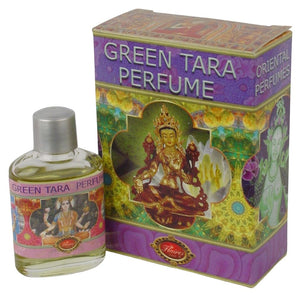Green Tara Musk Grey Amber Blend Fragrance Perfume by Flaires 15ml