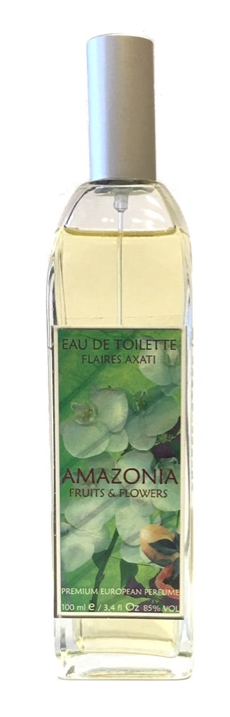 Amazonia Jungle Fruits Mango Papaya Coconut Personal Fragrance Spray by Flaires