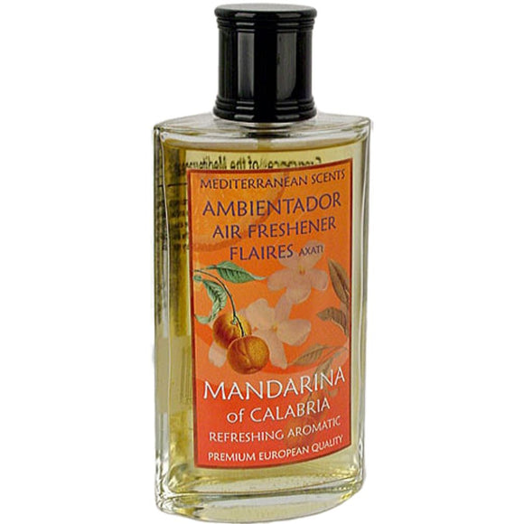 Tangerine Mandarin Orange Air Freshener Home Fragrance Room Spray by Flaires
