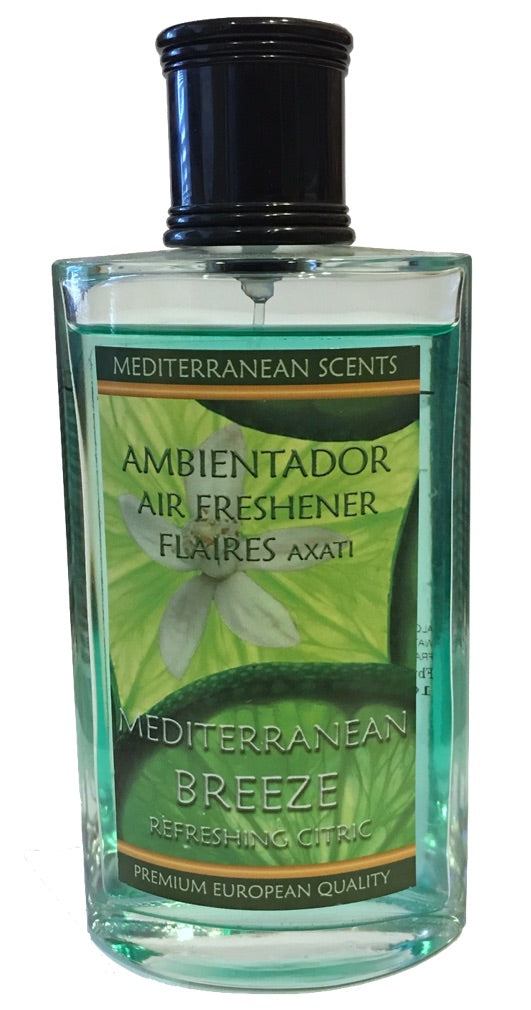 Mediterranean Breeze Citrus Blend Air Freshener Home Room Fragrance by Flaires