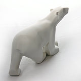 Polar Bear Walking in Stride L'Ours Blanc Statue by Francois Pompon, Assorted Sizes - Museumize  - 3